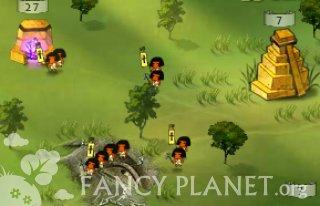 Flash game Civilizations Wars - Free Flash Games Online